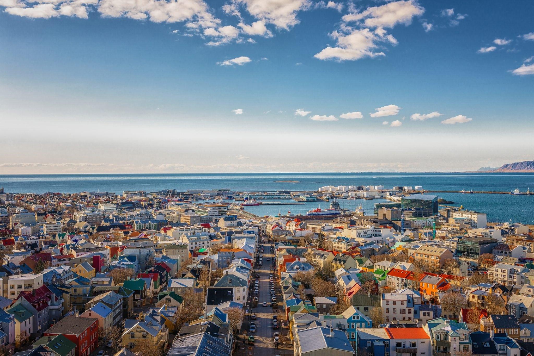 Reykjavík overview